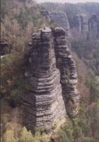 Křídelní stěny nad Pravčickým dolem, Markéta Vajskebrová, 2002