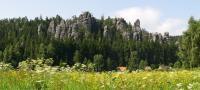 Adršpašské skalní město - Království, Richard Gürtler, 2005
