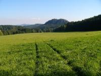Křížový vrch - pohled od severu, Pavla Gürtlerová, 2005