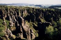 Broumovské stěny, Oldřich Jenka, 1997