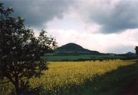 Borečský vrch - 449 m n. m., trachytové těleso, Přemysl Zelenka, 2003