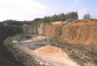 Slap u Semil - sloupcovitě odlučné odkryvy terciérních bazaltů, Markéta Vajskebrová, 2003