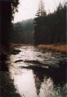 Údolí Střely - kaňonovité údolí, Markéta Vajskebrová, 2000