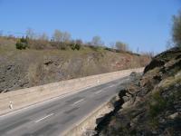 Vrchlabí - zářez silnice, Pavla Gürtlerová, 2004