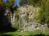 Opuštěný lom slínovců na Mýtě, Věra Plná, 2004