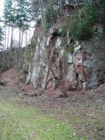 Lom u Alpské Vísky - trutnovské souvrství, Pavla Gürtlerová, 2004