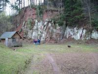 Bazální část trutnovského souvrství saxonského stáří, Pavla Gürtlerová, 2004