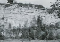 Hynčický lom - ignimbrity v ryolitovém komplexu broumovského souvrství, Božena Havlíková, 1966
