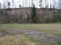 Celkový pohled na lom od silnice, Pavla Gürtlerová, 2004