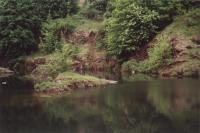 Zatopené dno lomu, Pavla Gürtlerová, 2003