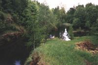 Zatopené dno lomu, Markéta Vajskebrová, 2003