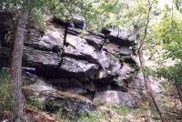 Chlum - čedičové skalní výchozy, Markéta Vajskebrová, 2005