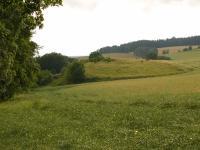 Celkový pohled na Železnou Hůrku od východu., Pavla Gürtlerová, 2007