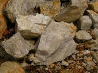 Na vzorcích křemene stopy sulfidů., Pavla Gürtlerová, 2007