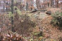 Křídové sedimenty na proterozoiku - paleontologická lokalita s nálezy žraločích zubů., Jaroslav Marek, 2005