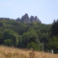 Strmě ukloněné cenomanské pískovce podél lužického zlomového pásma, Tomáš Kumpan, 2008