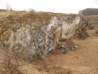 Západní část lomu, Pavla Gürtlerová, 2009