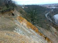 Masivní lavice řevnických křemenců., Jakub Březina, 2009