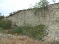 Celkový pohled na lokalitu Suchohrdly u Miroslavi., Pavla Tomanová Petrová, 2009