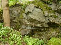 Staré přísvahové dobývky poloh krystalických vápenců v amfibolitech , Pavla Gürtlerová, 2010
