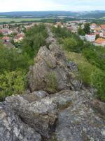 Pohled k severu na Hudlice, Pavla Gürtlerová, 2010