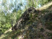 Silicifikované pískovce ve spodních partiích výchozů., Pavla Gürtlerová, 2010