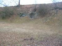 Celkový pohled na skalní výchoz., Pavla Tomanová Petrová, 2011