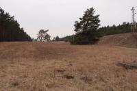 Přírodní památka Váté písky - terén v okolí trati. , Pavla Gürtlerová, 2012