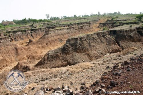 Erosion around Kulito Alaba