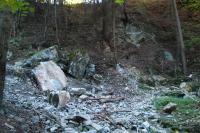 Modré mramory v odkryvech v Nedvědicích, Pavla Gürtlerová, 2012