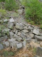 opuštěný lom v granitoidech , Anon, 2013