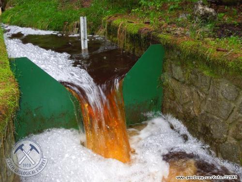 Lysina - povodeň