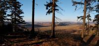 Výhled z vrcholové plošiny na sever., Pavla Gürtlerová, 2013