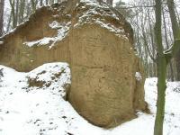 svahové písčitojílovité, místy jílovité hlíny s úomky hornin a sprašovými polohami na sz. okraji Zbečna, Oldřich Holásek, 2006