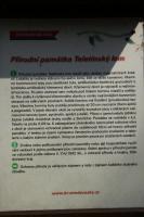 Přírodní památka Teletínský lom - popisná tabule v terénu., Motyčková Kamila - Šír Jiří, 2015