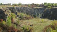 Odkrytý sled vrstev středního devonu včetně nalezišť bohaté fauny. , Tomáš Lehotský, 2011