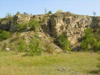 Odkrytý sled vrstev středního devonu včetně nalezišť bohaté fauny. , Tomáš Lehotský, 2009