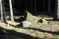 Balvanitě zvětrávající lužický granodiorit, Pavla Gürtlerová, 2017