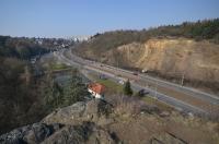 Typická lokalita motolského souvrství spodního siluru., Motyčková Kamila - Šír Jiří, 2015